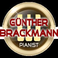 Pianist Günther Brackmann Logo