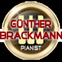Pianist Günther Brackmann Mobile Retina Logo