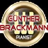 Pianist Günther Brackmann Mobile Logo