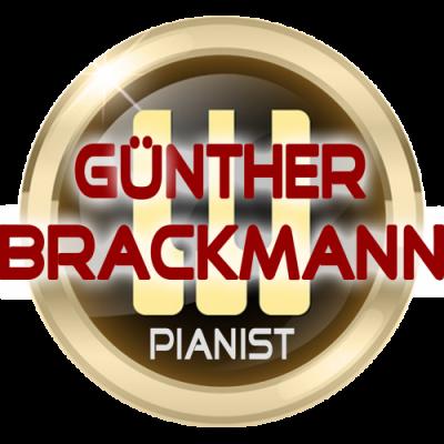 Pianist Günther Brackmann Retina Logo